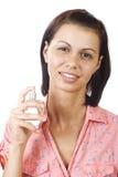 Femmes avec le parfum Image stock