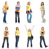 Femmes d'étudiants Image stock