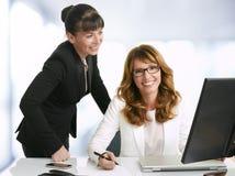 Femmes d'affaires Images stock