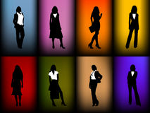 femmes d'affaires Images libres de droits