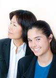 Femmes d'affaires au travail Images libres de droits
