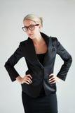 Femmes d'affaires confiantes Image stock