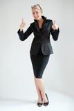 Femmes d'affaires réussies Image libre de droits