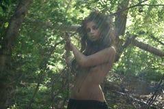 Femmes d'Amazone Photographie stock