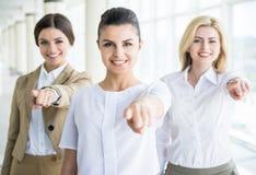 Femmes dans les affaires Photo stock