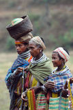 Femmes de Bonda Image libre de droits