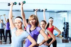 Femmes de forme physique Images stock