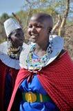 Femmes de Maasai photos stock