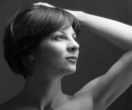 Femmes de portrait Images libres de droits