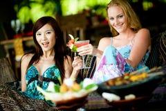 Femmes des vacances Photos libres de droits