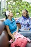 femmes du rétablissement trois Images libres de droits