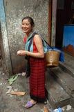 Femmes en Inde Photo libre de droits
