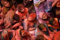 Femmes en Inde Image libre de droits