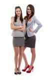 Femmes heureuses d'affaires Photographie stock