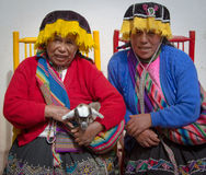 Femmes locales Photo libre de droits