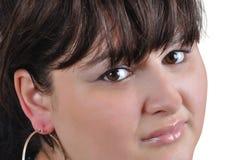 Femmes mignons Photographie stock libre de droits