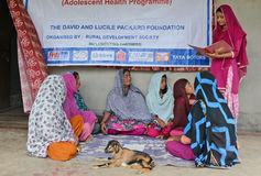 Femmes musulmanes Photo libre de droits