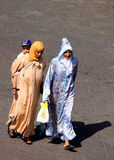 Femmes musulmans Photo stock
