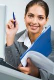 Femmes occupées d'affaires Photo libre de droits