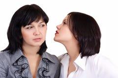 Femmes secrets image libre de droits
