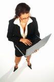 Femmes sexy 4 d'affaires image libre de droits