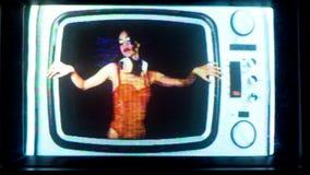 Femmes sexy de partie de télévision clips vidéos
