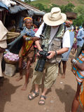Femmes tribales de Bonda Photo stock