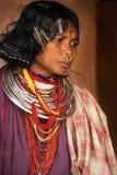 Femmes tribales indiennes Photographie stock libre de droits