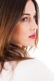 Femmina attraente Fotografie Stock Libere da Diritti