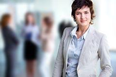 Femmina elegante Fotografie Stock Libere da Diritti