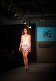 Femmina, salon commercial de mode d'Athènes Photo stock