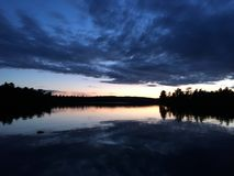 Femundsmarka国家公园 库存图片