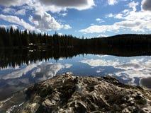Femundsmarka国家公园 免版税图库摄影