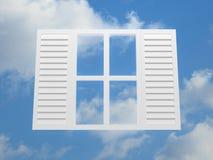 Fenêtre illustration de vecteur