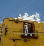 Fenêtre au ciel Photos stock