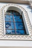 Fenêtre d'église à Minsk Photographie stock libre de droits