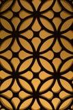 Fenêtre d'étoile Image stock