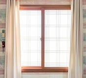 fenêtre dans le style coréen photo libre de droits