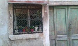Fenêtre de cuisine Images stock