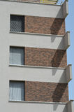 Fenêtre de façade Photo stock