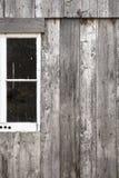 Fenêtre de grange photographie stock