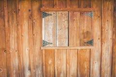 Fenêtre de grange Photos stock