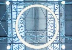 Fenêtre de lucarne - fond architectural Photo stock