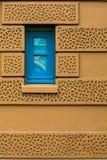 Fenêtre de mur Photo libre de droits