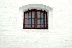 Fenêtre de prison Photos stock