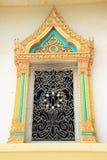 Fenêtre de temple Photos stock