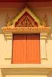 Fenêtre de temple Images stock