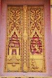 Fenêtre de temple Photo libre de droits