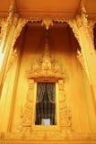 Fenêtre de temple Image libre de droits