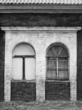 Fenêtre de vintage Photo libre de droits